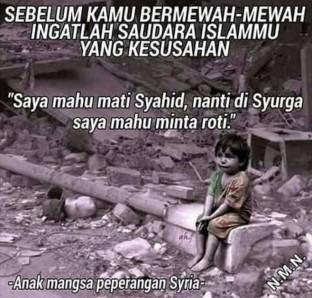 Ingat Saudara Muslim